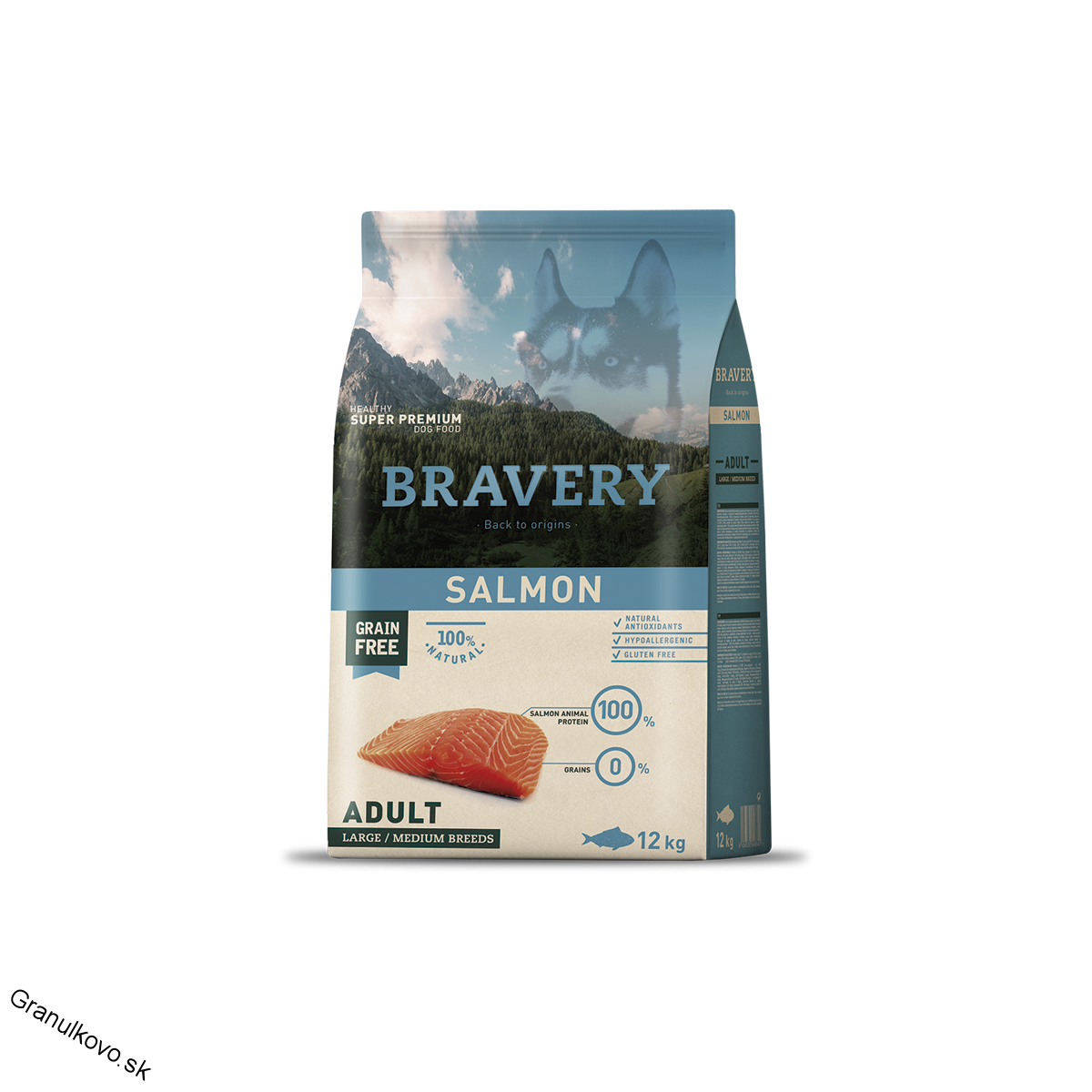 Bravery Adult Medium/Large Salmon 26/15