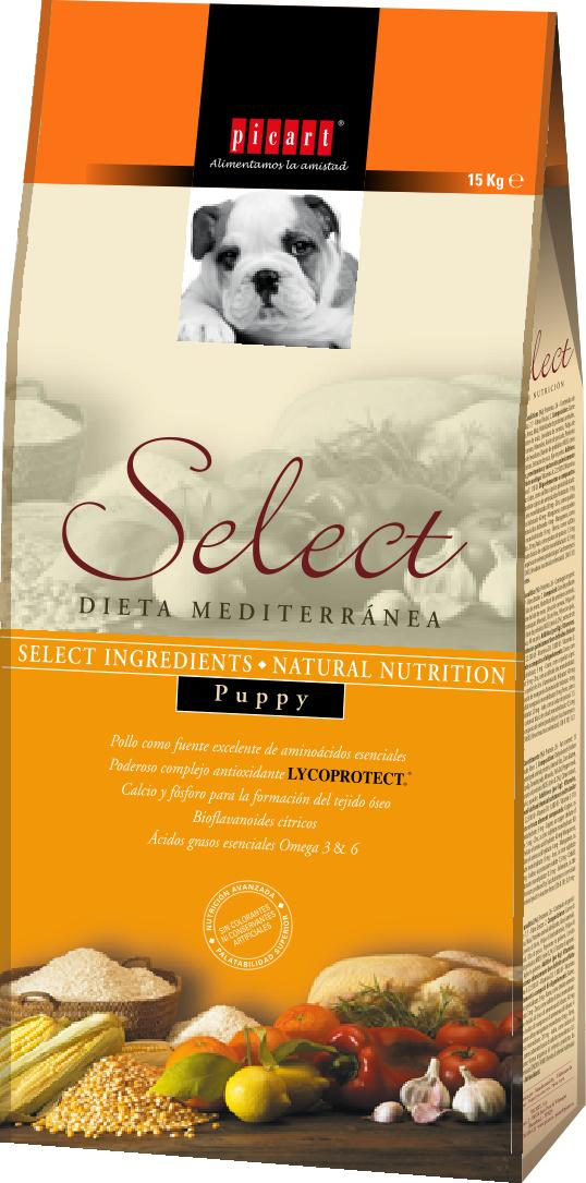 Select Puppy Medium 3kg