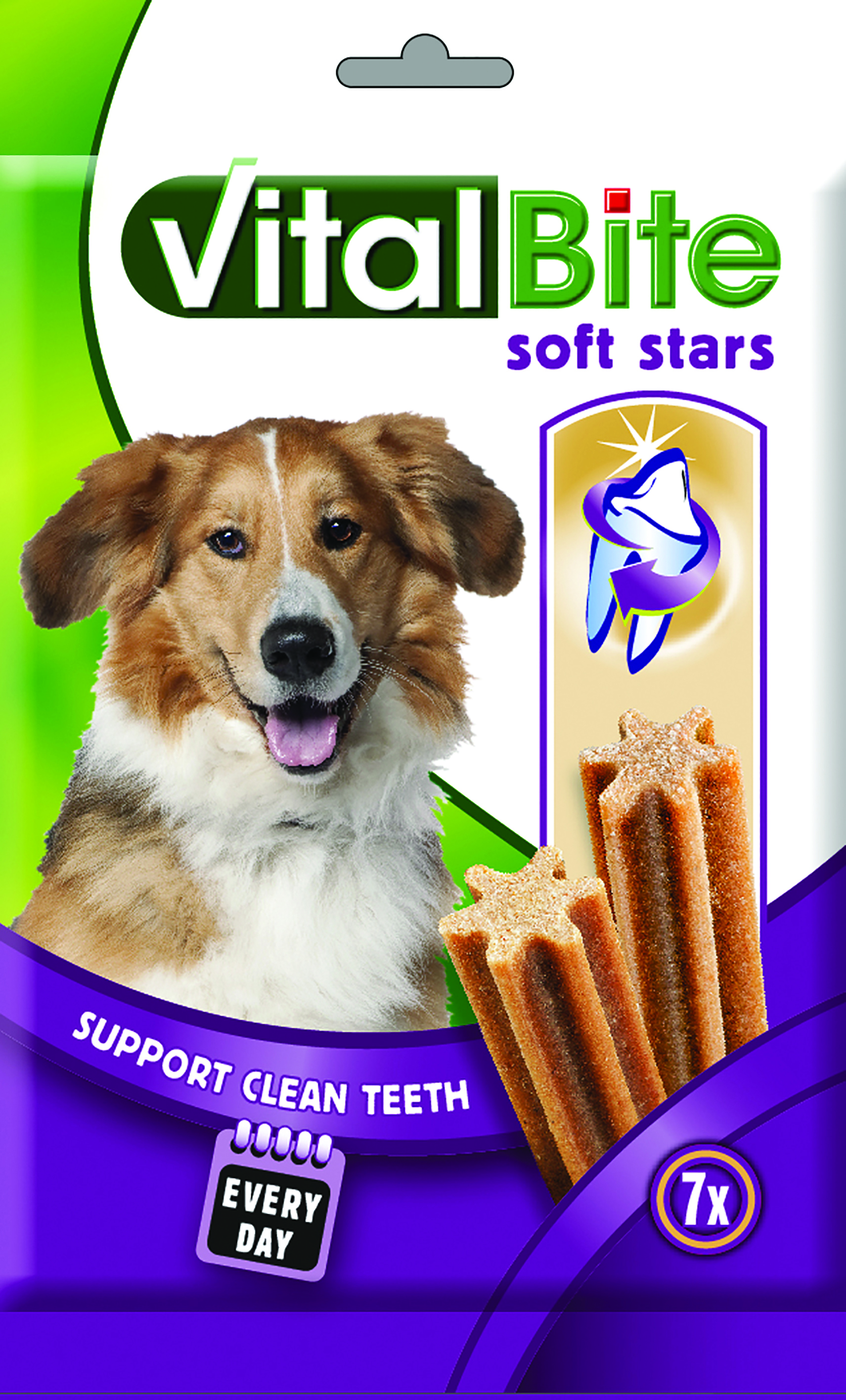 Vital Bite Soft Stars 180 g/7 ks